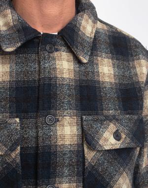 Deus Ex Machina - The Piston Wool Shirt