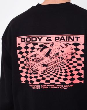 Mikina - Carhartt WIP - Body & Paint Sweat