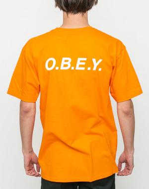 Triko - Obey - O.B.E.Y.