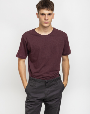 Knowledge Cotton - Basic Regular Fit O-Neck Tee