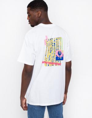 Triko - Carhartt WIP - Burning Palm Beach T-Shirt