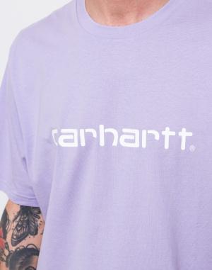 Triko - Carhartt WIP - Script T-Shirt