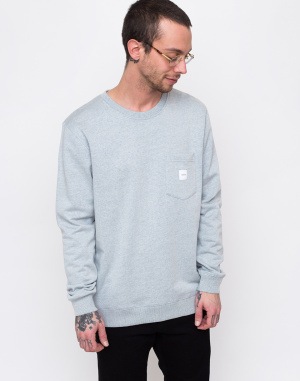 Mikina - Makia - Square Pocket Sweatshirt