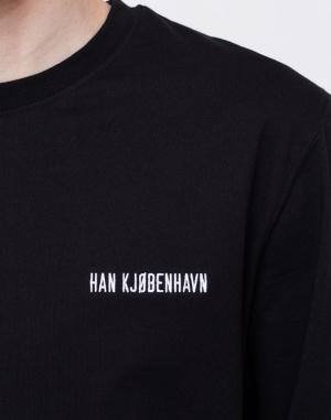 Han Kjøbenhavn - Casual Long Sleeve Tee