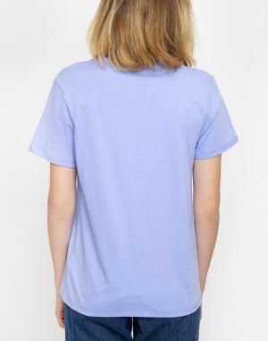 Triko Patagonia Pastel P-6 Logo Organic Crew T-Shirt
