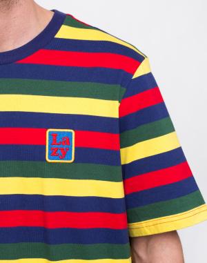 Lazy Oaf - Big Stripe Lazy T-Shirt