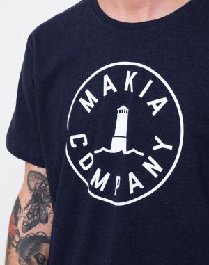 Triko - Makia - Beacon T-shirt