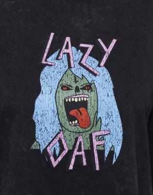 Lazy Oaf - Lazy Zombie T-shirt Dress
