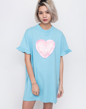 Lazy Oaf - Lazy Blue Sleep Tee