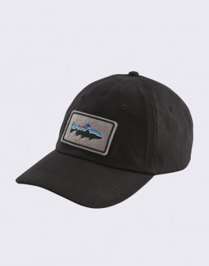 Patagonia - Fitz Roy Trout Patch Trad Cap