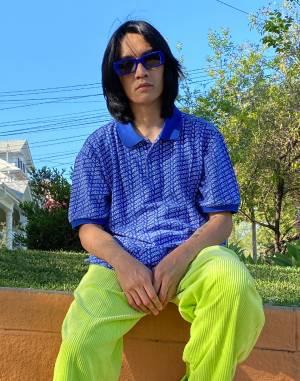 Sluneční brýle Komono Madox X Obey