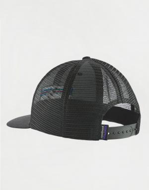 Kšiltovka Patagonia P-6 Logo Trucker Hat