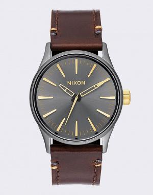 Hodinky - Nixon - Sentry 38 Leather