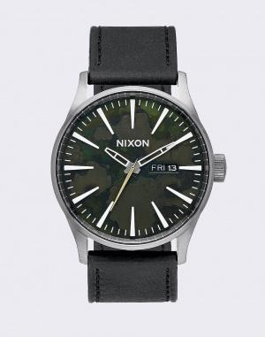 Nixon - Sentry Leather
