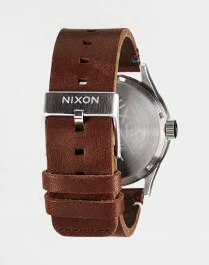 Hodinky Nixon Sentry Leather