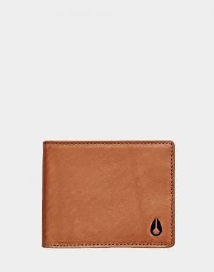 Peněženka Nixon Cape Leather