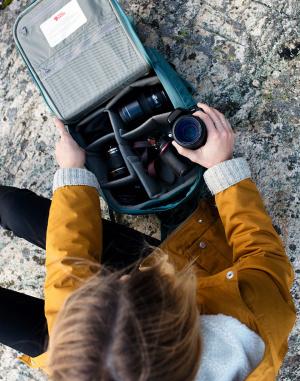 Příslušenství k zavazadlu - Fjällräven - Kanken Photo Insert