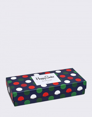 Happy Socks - Holiday Big Dot Gift Box