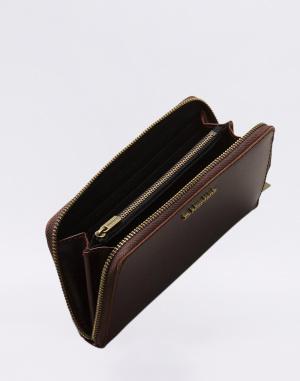 Peněženka - Dr. Martens - Leather Zip Purse