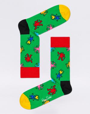 Happy Socks - Keith Haring Dancing