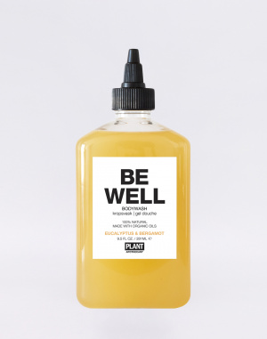 Plant Apothecary - Be Well Body Wash 281 ml