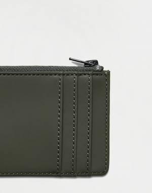 S kapsou na mince Rains Zip Wallet