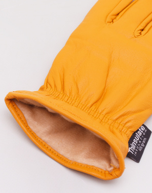 Rukavice - Dickies - Lined Leather Glove