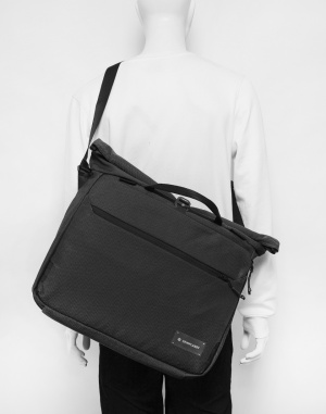 Heimplanet - Transit Line Roll Top Messenger Bag