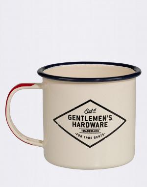W & W - Enamel Mug
