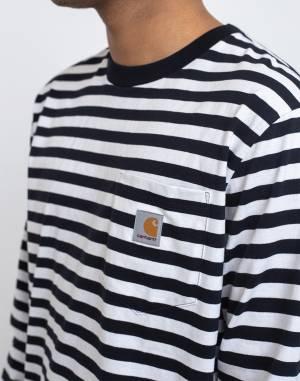 T-shirt Carhartt WIP L/S Scotty Pocket T-Shirt