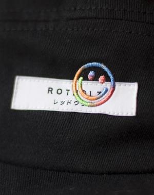 Kšiltovka Rotholz Label 5-Panel Cap Smiley