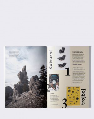 Soffa Magazine - Symboly CZ