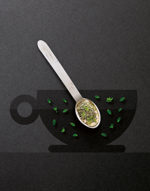 march - Herbal Tea T-Spoon MIX - Peppermint&Thyme