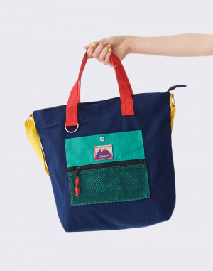 Lazy Oaf - Primary Mountain Tote