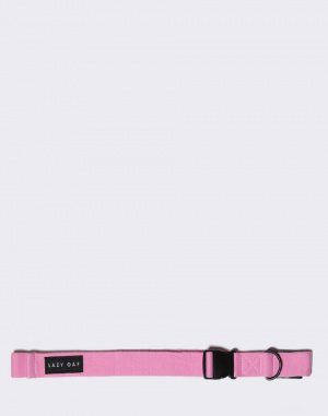Pásek - Lazy Oaf - Pink Clippy Belt