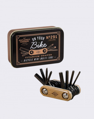 W & W - Pocket Bicycle Multi-Tool