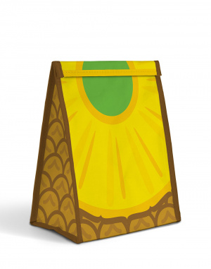 Just Mustard - Fruit Sandwich Bag - Pineapple