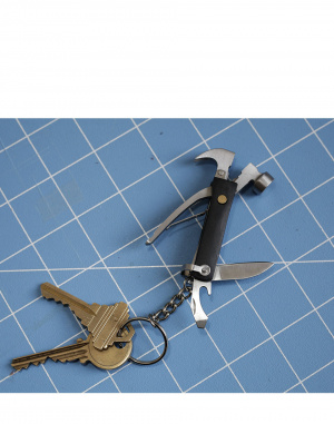 Kikkerland - Wood Mini Hammer Tool