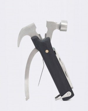 Kikkerland - Wood Multi-FXN Hammer Tool