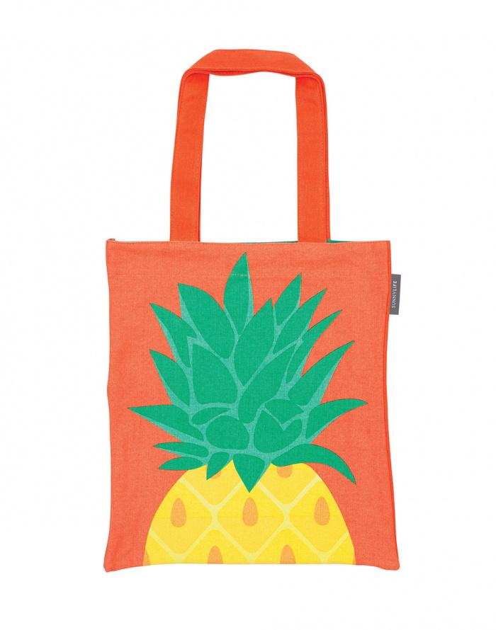 Tote bag Sunnylife Tote Bag Pineapple