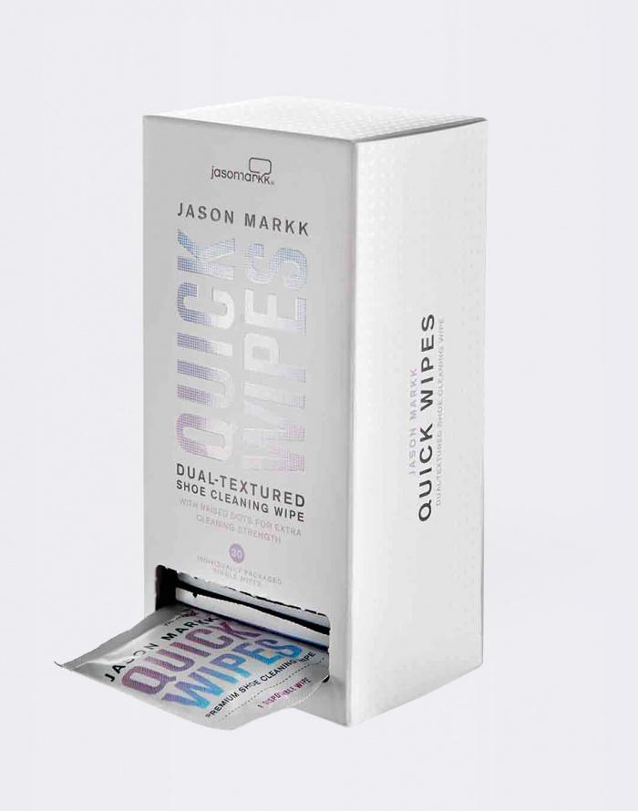 Péče o boty - Jason Markk - Quick Wipes / Box of 30