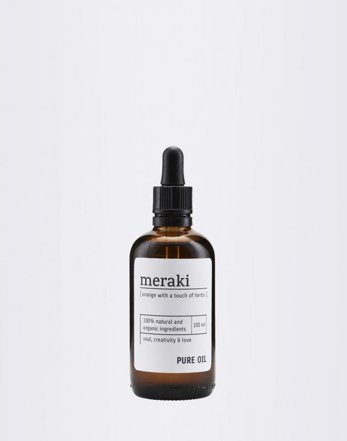Kosmetika - Meraki - Pure Oil Orange With Touch Of Herbs