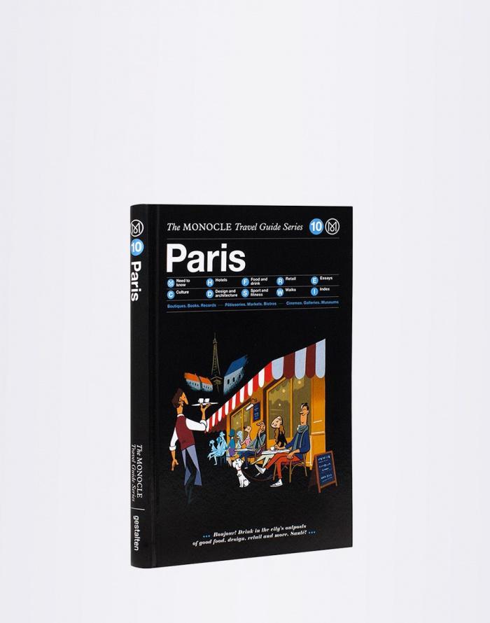 Kniha Gestalten Paris: The Monocle Travel Guide Series