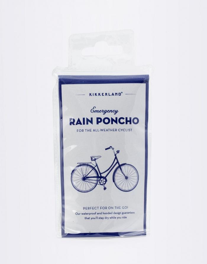 Pláštěnka - Kikkerland - Emergency Rain Poncho