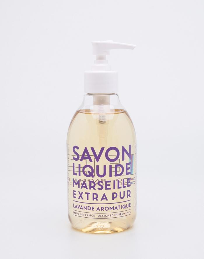 Kosmetika - Compagnie de Provence - Tekuté mýdlo - Levandule