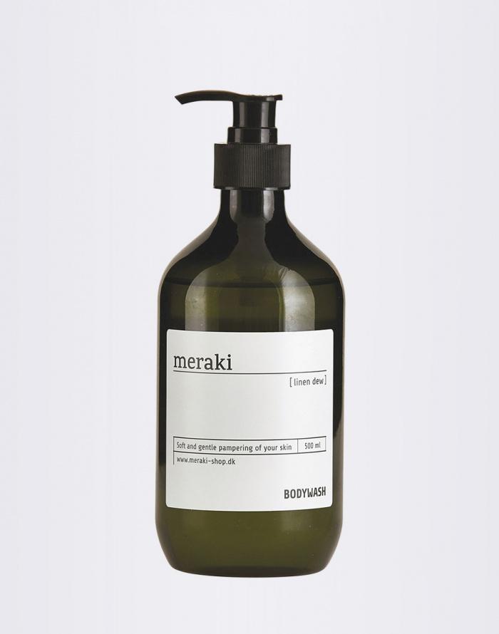 Kosmetika - Meraki - Body Wash Linen Dew