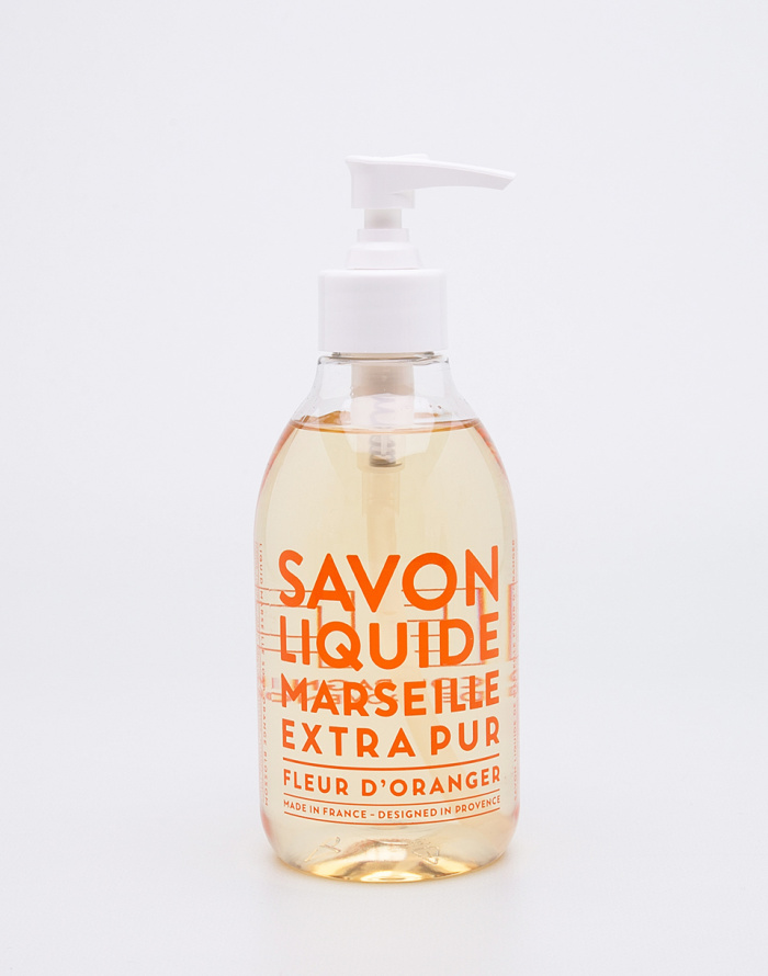 Kosmetika - Compagnie de Provence - Tekuté mýdlo - Pomerančový květ