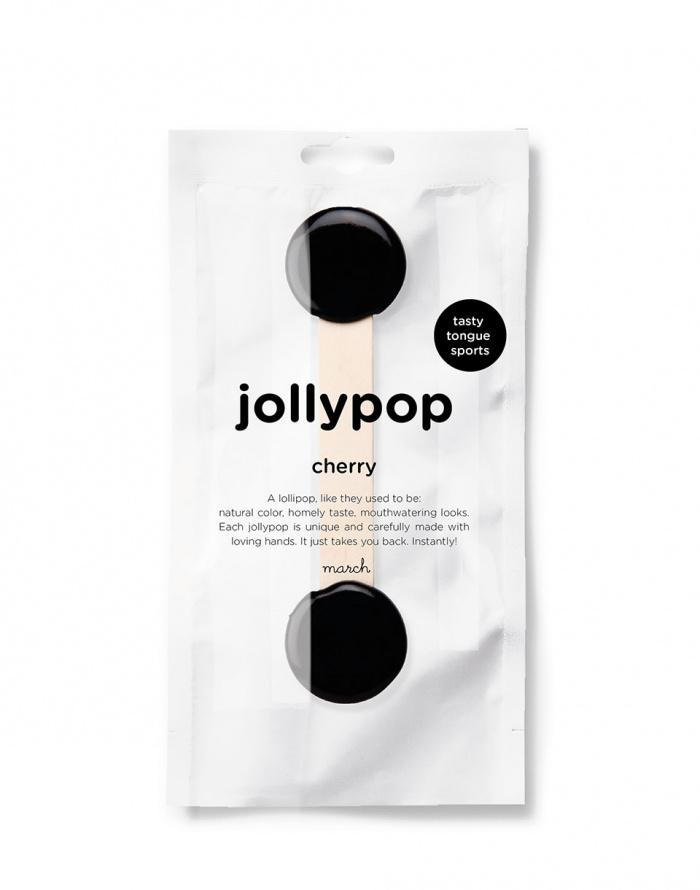 March - Lollipop Jollypop Double Cherry