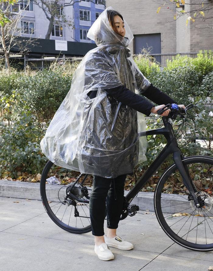 Cestovní gadget - Kikkerland - Emergency Rain Poncho