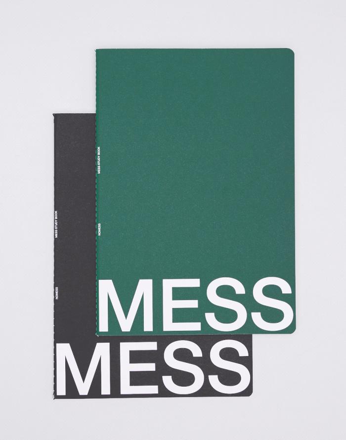 Nomess - Mess Study Book L